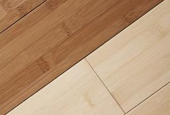You can repair most scratches on your bamboo flooring.
