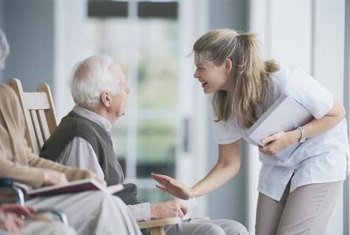 Assisted living facilities can help seniors maintain independence.