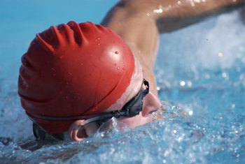 Freestyle is the most commonly used stroke for swimming many laps.