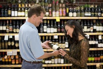 Friendly service in the liquor store helps to build customer retention.