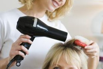 Hair salon equipment is tax deductible.