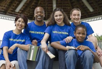 Teens can gain valuable work experience through volunteer programs.