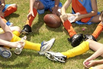 Sports communicators can work for sports clubs or professional teams.