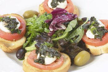 Simple Mediterranean dishes are easy to come by.