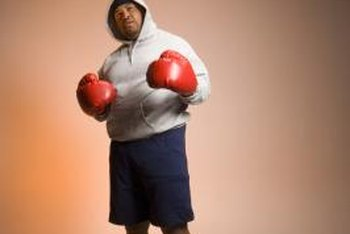 Boxing judges should be in good physical shape.