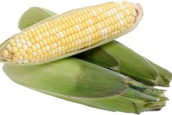 Corn grows well with several different vegetables.