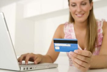 PayPal offers a secure method to use credit cards and other financial services at participating retailers.