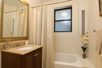 Combination bath and shower units offer something for everyone.