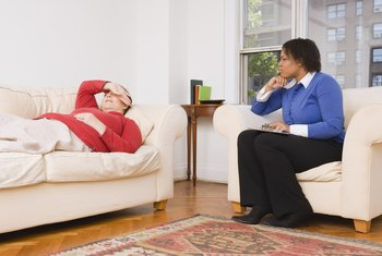 Counselors, psychologists and psychiatrists are all qualified to provide psychotherapy.