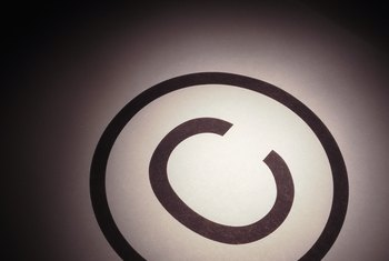 A copyright symbol may not always appear on a copyrighted work.