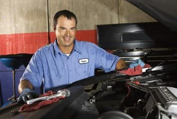 Transmission mechanics usually earn more in states on the East Coast or West Coast.