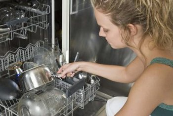 Test your water valve if the dishwasher isn't filling correctly.