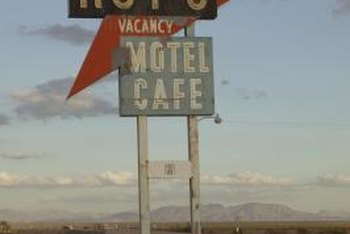 Federal, state and local governments have placed limits on roadside business signs since the 1960s.