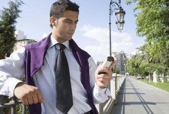 Western businessmen may have to get used to colleagues who treat phone messages with less urgency.