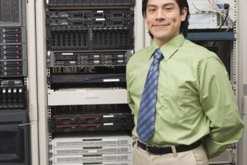 Companies often run one or more Microsoft Exchange servers.