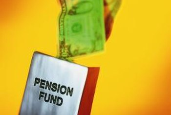 Unfunded pensions create serious liabilities on business balance sheets.