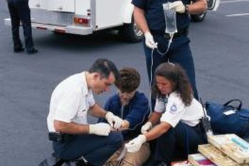 Paramedic training programs typically last two years.