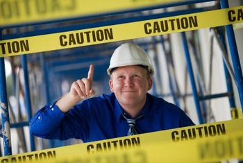 OSHA safety managers help to conduct workplace accident and incident investigations.