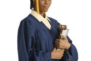 Getting a job after graduating from an online law school can be challenging.