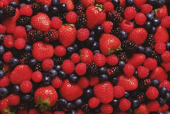 Berries provide nutrients without a lot of calories.
