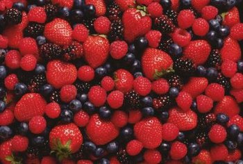 Out-of-season berries are considered particularly luscious-tasting.