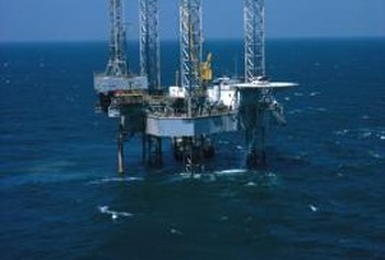 The offshore oil industry is the largest employer of underwater welders.