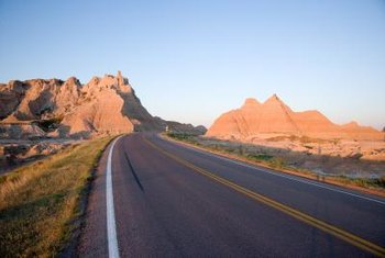 The Badlands represent the largest mixed grass prairie in the country.