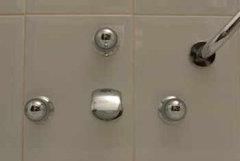 Installing a safety handle in your bathroom helps to reduce slip and fall accidents.