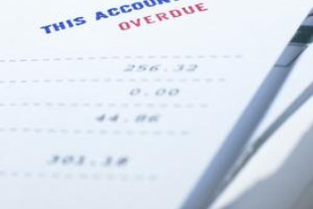 Overdue accounts can be problematic for business owners needing operating cash.