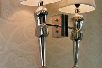 Select a vanity bar-light that complements the vanity decor.