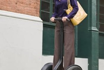 The Segway is still sold, but consumers aren't its biggest customers.