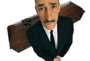 Funeral directors need a degree to be licensed.