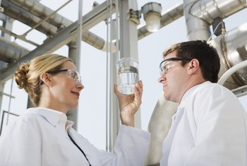 Chemical engineers can work in research and development, manufacturing and engineering services.