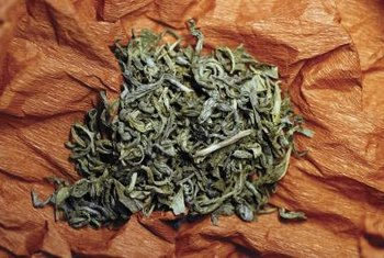 Loose tea can be brewed and composted, adding nitrogen to the heap or worm bin. (See References 1)