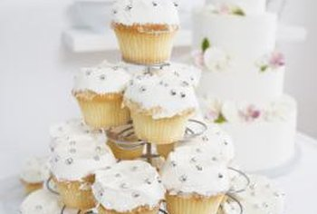 You can make wedding cakes and cupcakes in your home bakery.