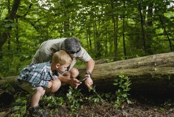 Learning to love nature from a young age fosters a healthy respect for the environment.