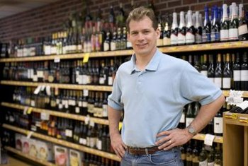 An entrepreneurial hobbyist might choose to open a wine store.