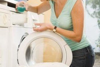 Washing machines are a common cause of shaking pipes.