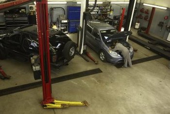 Service departments are an important dealership revenue center.