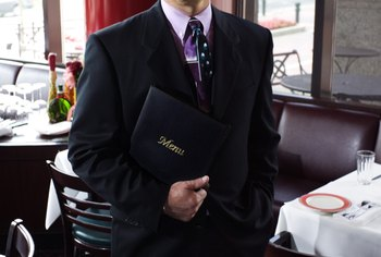 Restaurant managers are paid to improve sales and customer traffic in their units.