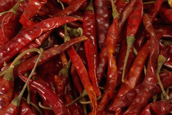 Hot peppers may offer a slight increase in your metabolism.