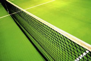 Tennis courts must conform to exact specifications to be eligible for formal competitions.