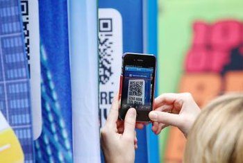 QR codes are just one way small businesses can capitalize on new trends in advertising.