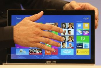 Skype can run on both touch-screen and traditional mouse-based Windows 8 systems.
