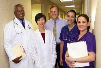 Case management aides are often members of interdisciplinary health care teams.