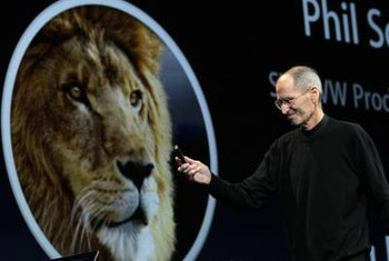 The late Steve Jobs introduced Mac OS X Lion in June 2011.