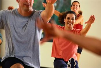 Aerobics strengthens and conditions several of your body's functions.