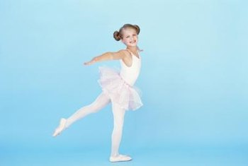 Your young ballerina can train at a pre-professional level.