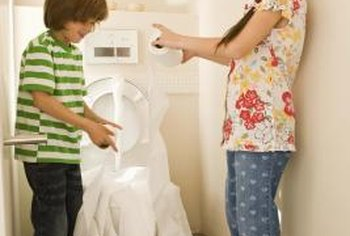 Toys or other items flushed by curious kids often cause toilet clogs.