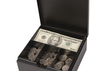 Many offices use petty cash to pay small expenses.